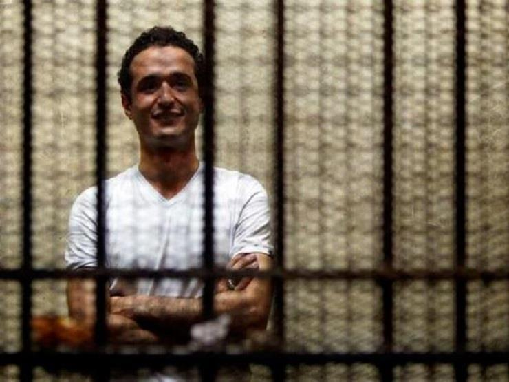 تأجيل محاكمة أحمد دومة في أحداث مجلس الوزراء لجلسة 16 أكتوبر