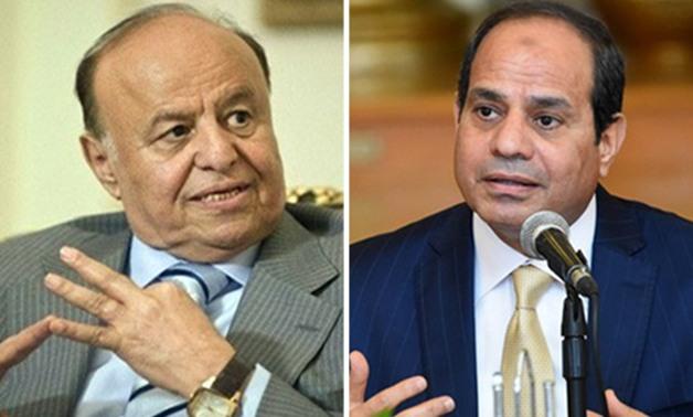 السيسي: نحن على ثقة من قدرة اليمن على استعادة عافيته