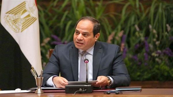 الرئيس يلتقي المجلس الأعلى للشرطة لاستعراض الموقف الأمني