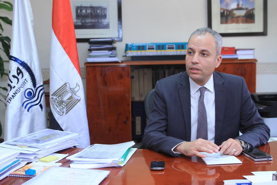 تعرف على السيرة الذاتية للدكتور/ عمرو شعت نائب وزير النقل