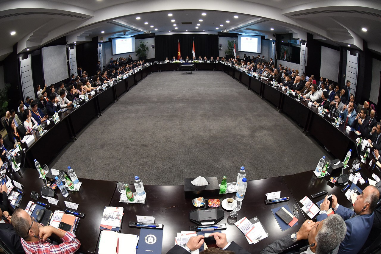 منتدى الأعمال المصري الفيتنامي يتفق على زيادة التعاون الاقتصادي