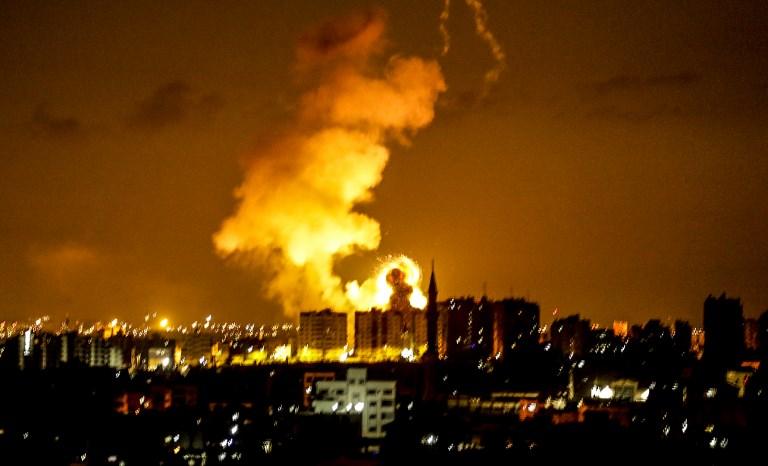 الفصائل الفلسطينية توقف إطلاق الصواريخ على إسرائيل بعد التصعيد الأخير