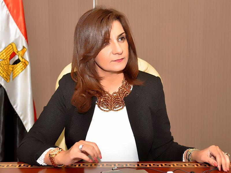 وزيرة الهجرة تنعي 6 مصريين لقوا مصرعهم في حادث تحطم طائرة بإثيوبيا