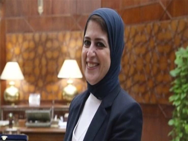 وزيرة الصحة تتفقد الأعمال الإنشائية لمستشفى «أبوخليفة» للطوارئ في الإسماعيلية