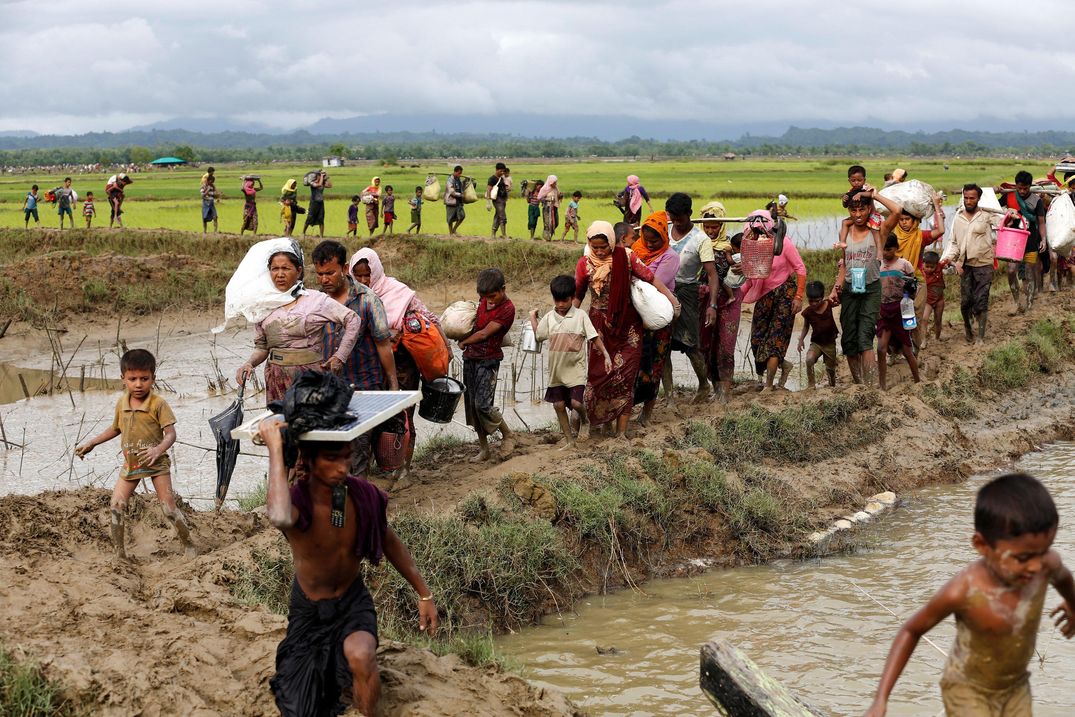 المفوضية السامية لحقوق الإنسان ترحب بقرار محكمة العدل الدولية حول ميانمار