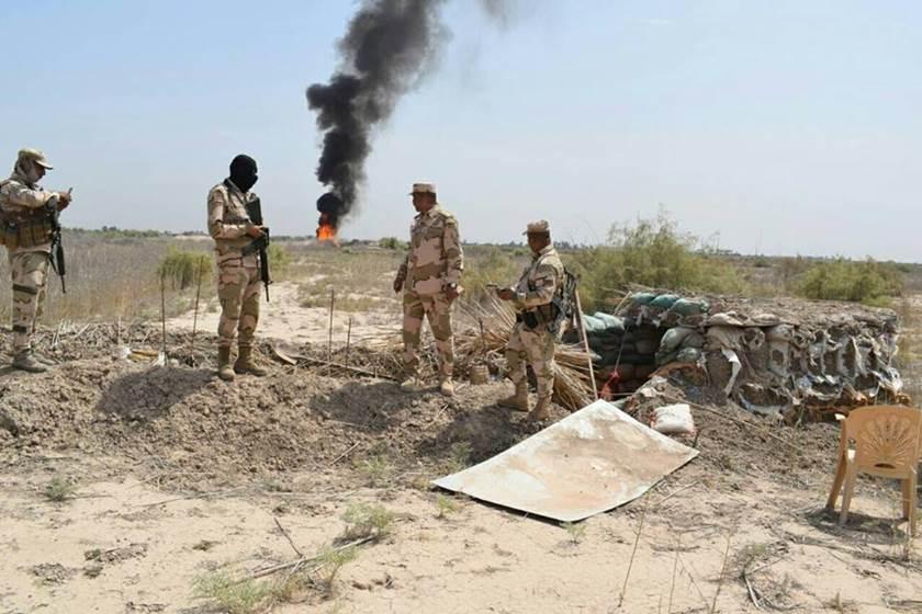 مقتل 2 من عناصر أمنية بهجوم إرهابى قرب الحدود العراقية السورية