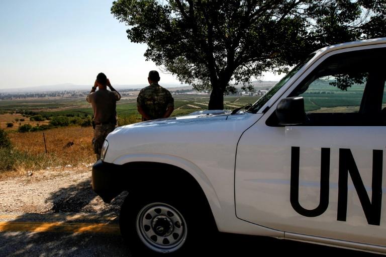 عودة قوة الامم المتحدة الى الجولان اثر اتصالات شملت روسيا واسرائيل وسوريا