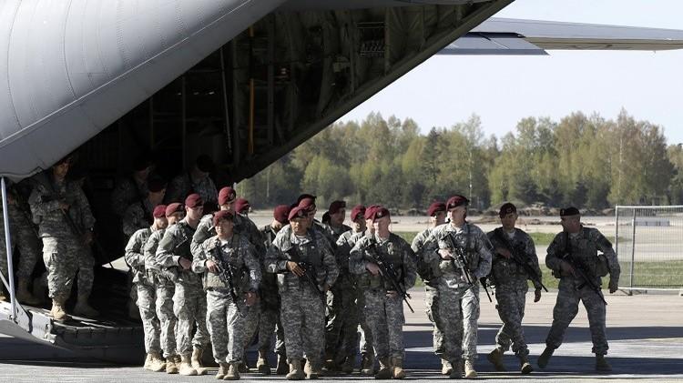 إيقاف تدريبات الناتو الجوية في إستونيا بعد إطلاق صاروخ بالخطأ