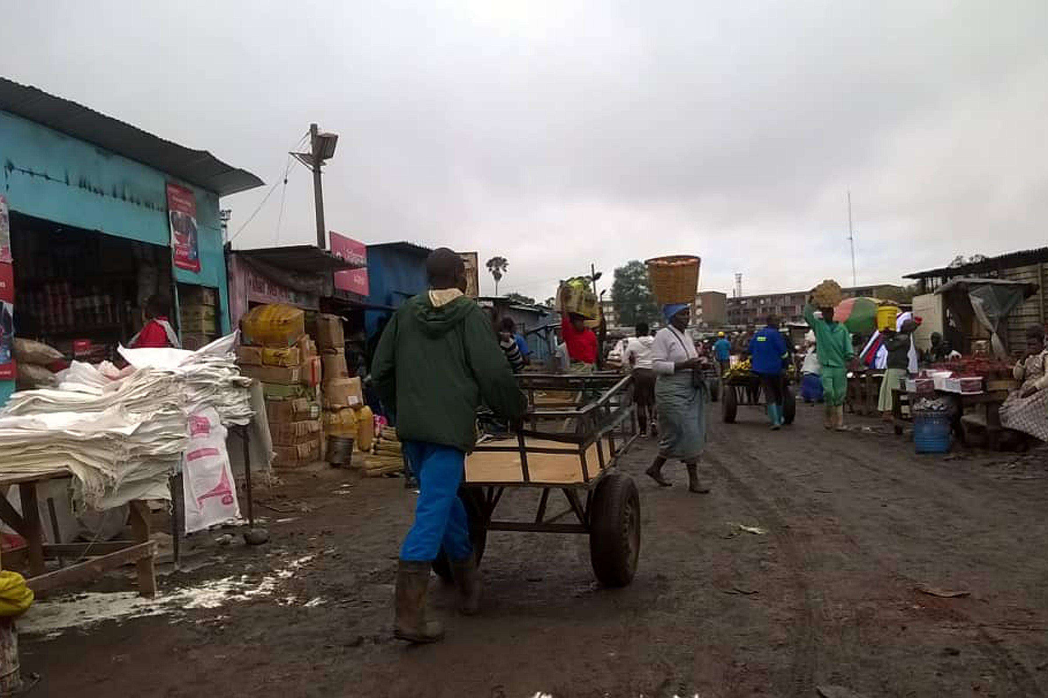 الأمم المتحدة : أكثر من مليون فقير فى زيمبابوى يتهدّدهم نقص الغذاء