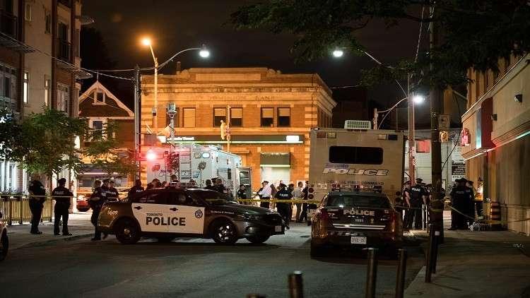 الشرطة الكندية تعلن مقتل اثنين من أفرادها في حادث إطلاق نار
