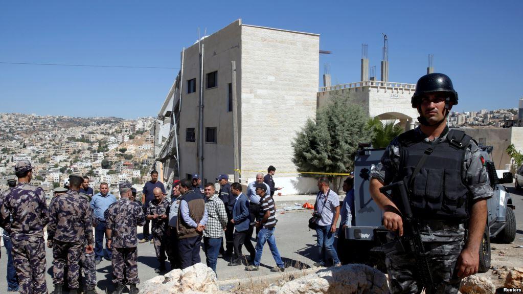 الأردن يؤكد انتهاء العمليّة الأمنيّة فى السلط واستمرار تمشيط المنطقة