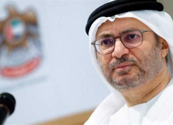 قرقاش: موقفنا واضح تجاه قطر ونثق فى حكمة السعودية
