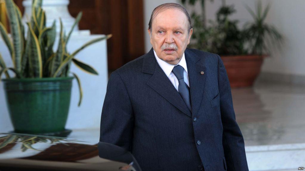بوتفليقة: الجزائر تنعم اليوم بثمار ميثاق السلم والمصالحة الوطنية