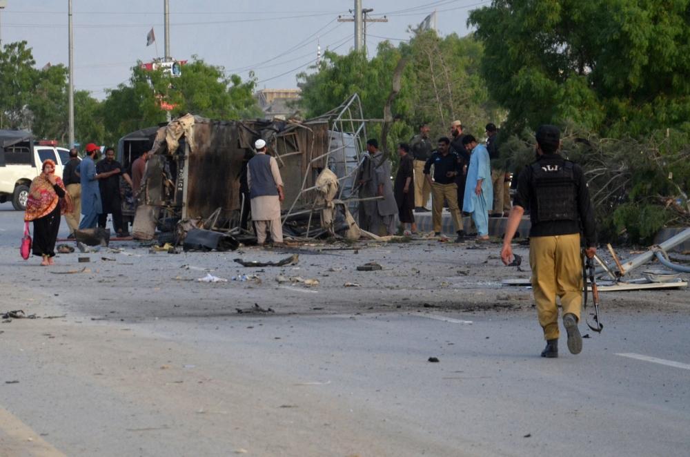مقتل وإصابة 16 شخصا في انفجار بمسجد «كويتا الباكستانية»