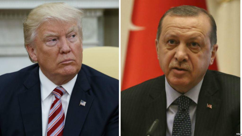 ترامب يضاعف الرسوم الجمركية على واردات الصلب والألومنيوم من تركيا