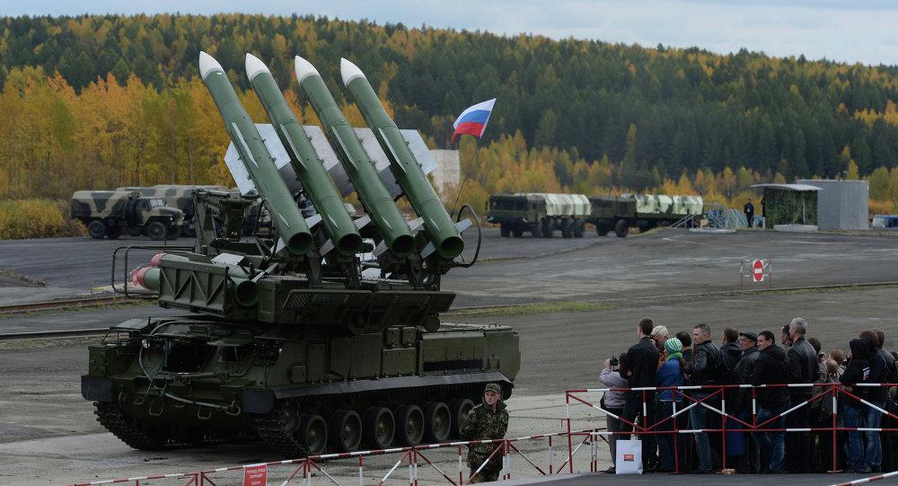 القوات البرية الروسية تتسلم معدات عسكرية جديدة العام الجاري