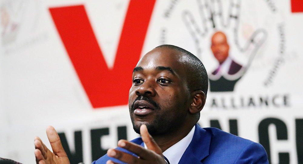 زعيم المعارضة بزيمبابوي يستنكر تعطيل مؤتمره الصحفي