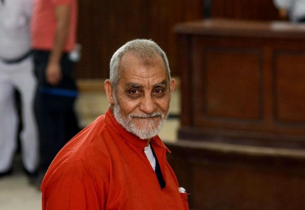 تأجيل إعادة محاكمة قيادات الجماعة الإرهابية في«أحداث قسم العرب» لجلسة 27 يونيو