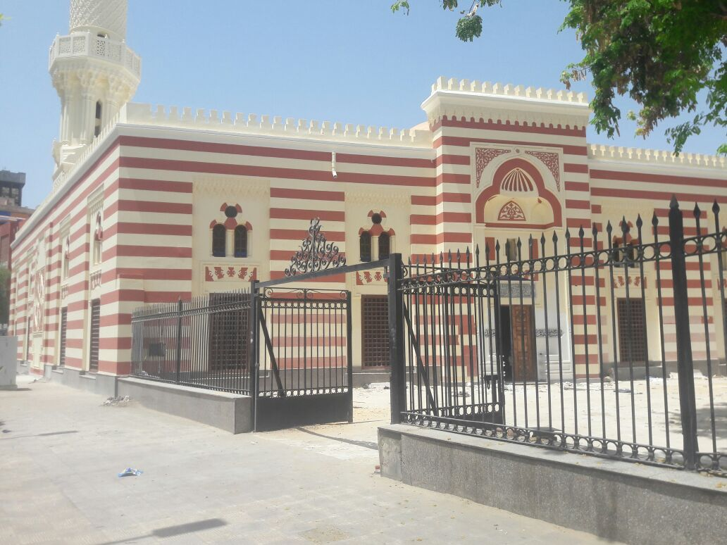 باحث أثري : المسجد العباسي ببورسعيد أيقونة الآثار الإسلامية ورمز النضال الوطني