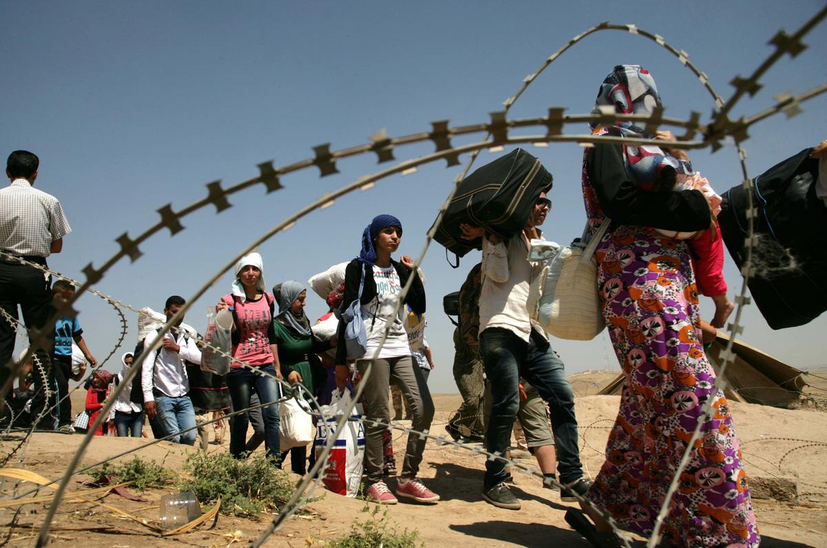 عودة أكثر من 830 لاجئا إلى سوريا خلال الـ 24 ساعة الماضية