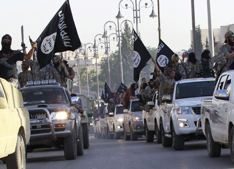 الاستخبارات الهولندية : تنظيم داعش يستخدم الأراضي التركية كقاعدة استراتيجية