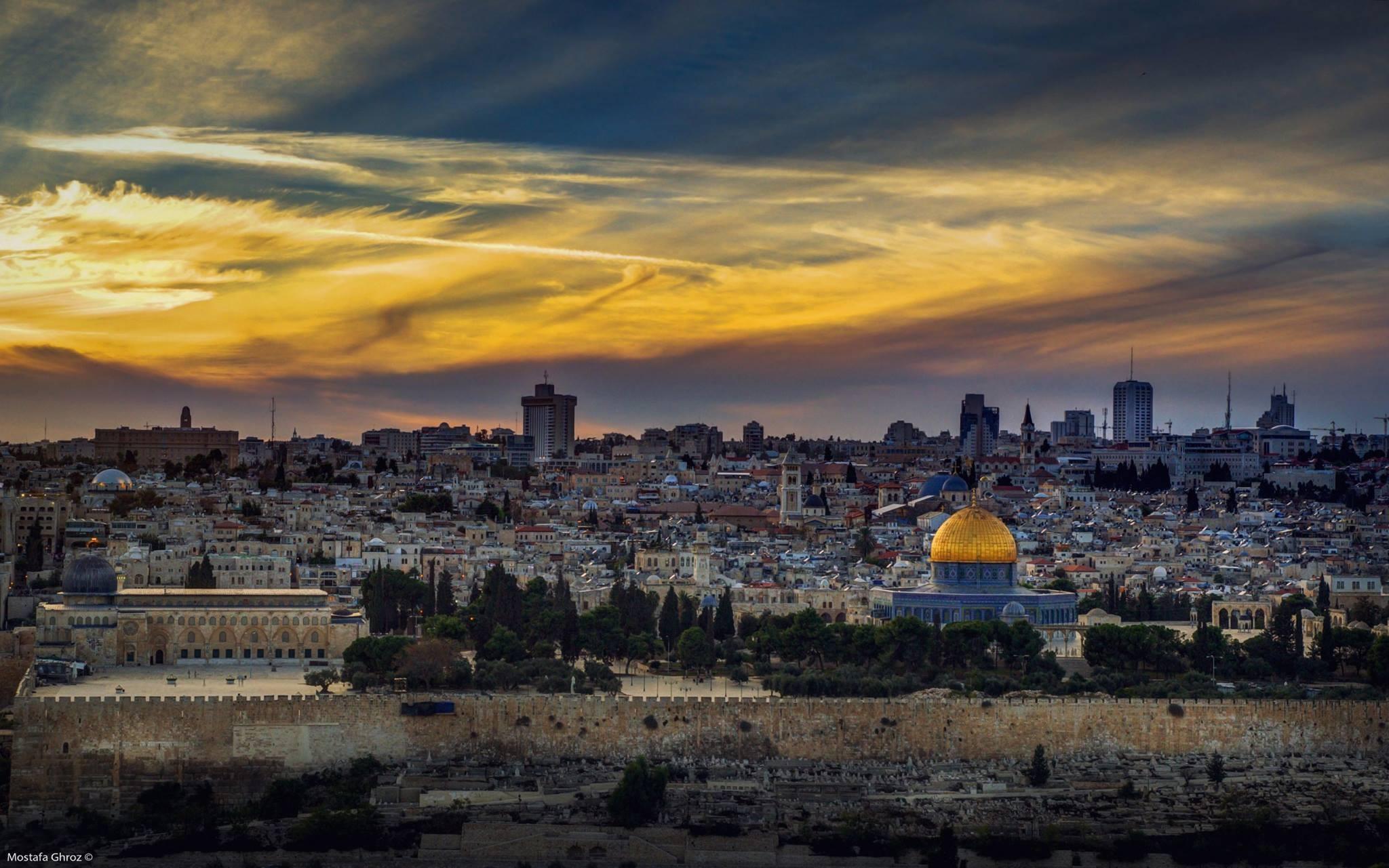 الخارجية الفلسطينية : القدس تواجه مخاطر تستدعي تحركًا عربيًا وإسلاميًا أكبر