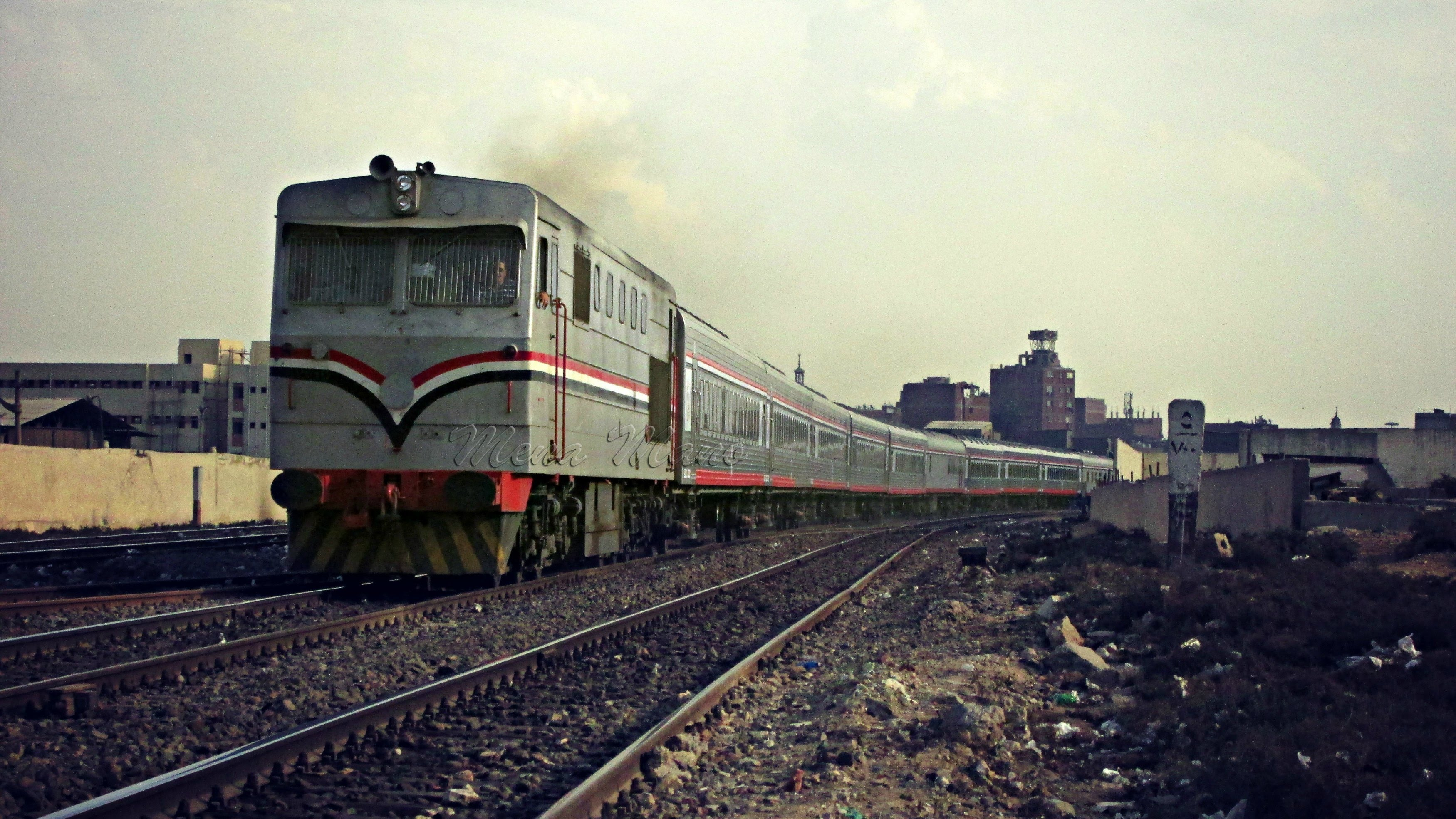 السكة الحديد تعلن موقف التهديات والتأخيرات المتوقعة اليوم