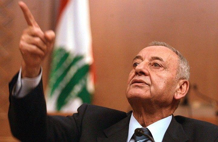 """نبيه بري : لبنان على أبواب """"ثورة جياع"""""""