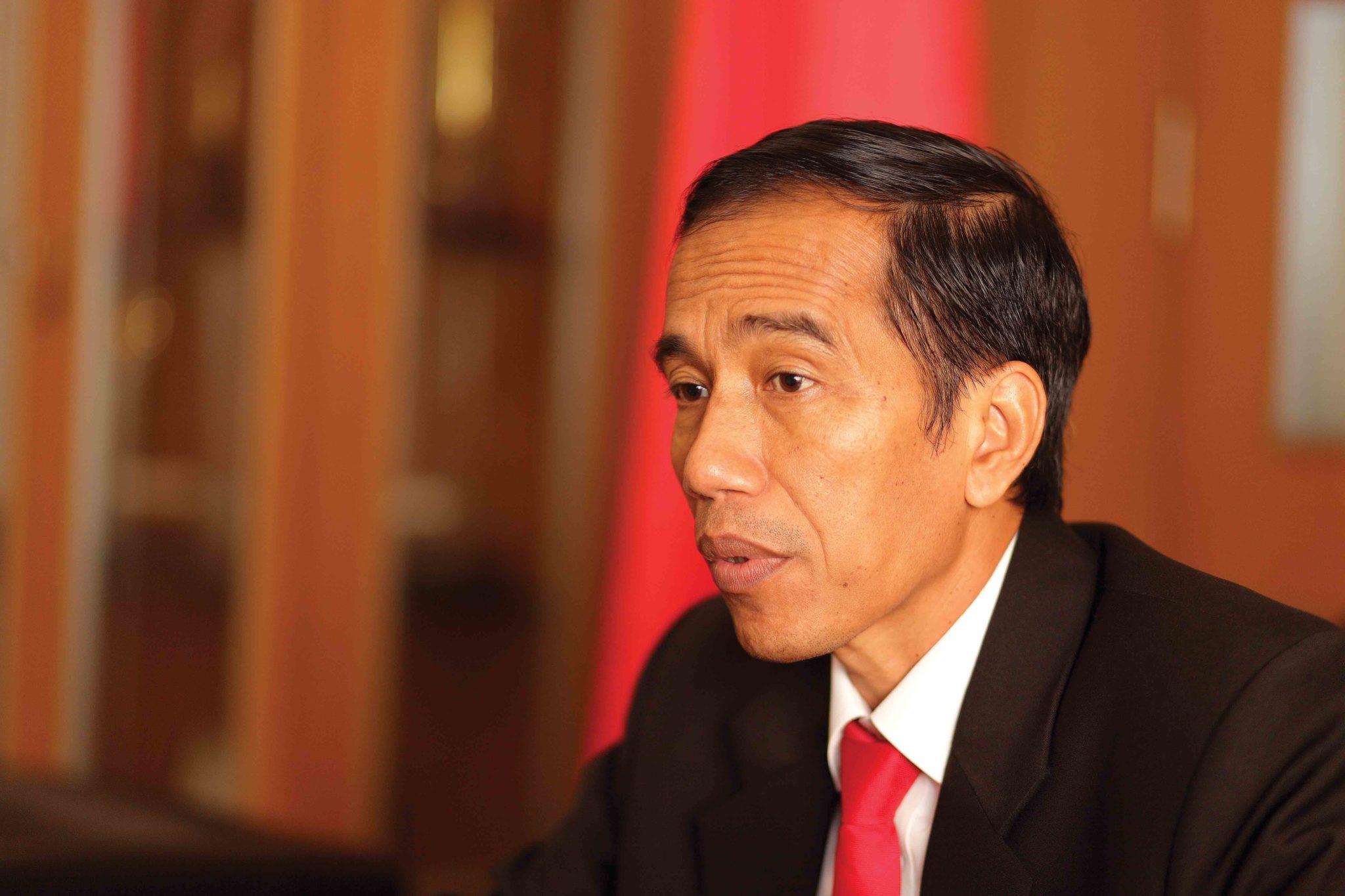 الرئيس الإندونيسى: نصلى معا من أجل العثور على ضحايا الطائرة المنكوبة