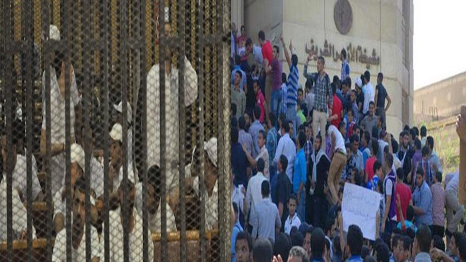 """19 سبتمبر..الحكم في إعادة محاكمة متهم بـ""""أحداث مشيخة الأزهر"""""""