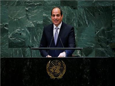 فيديو  فيلم تسجيلي يوضح قصة نجاح شعب عظيم ودور مصر في الأمم المتحدة