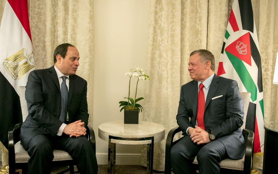 الرئيس السيسي يزور غدًا المملكة الأردنية ويعقد قمة مع الملك عبدالله الثاني
