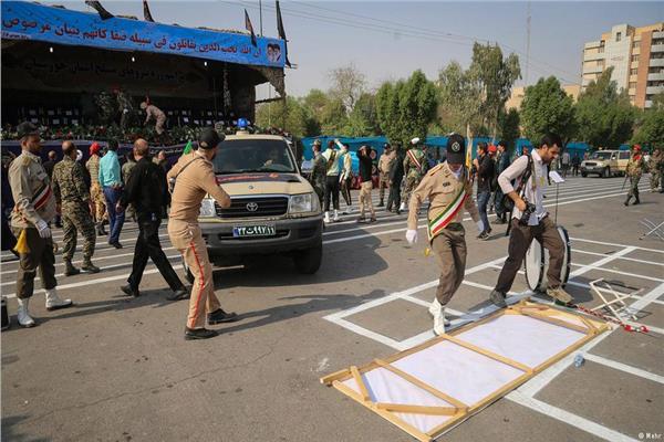 الخارجية المصرية تدين الحادث الإرهابي في الأهواز وتعزي في ضحاياه