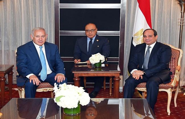 السيسي: تسوية القضية الفلسطينية تسهم في توفير واقع جديد بالشرق الأوسط