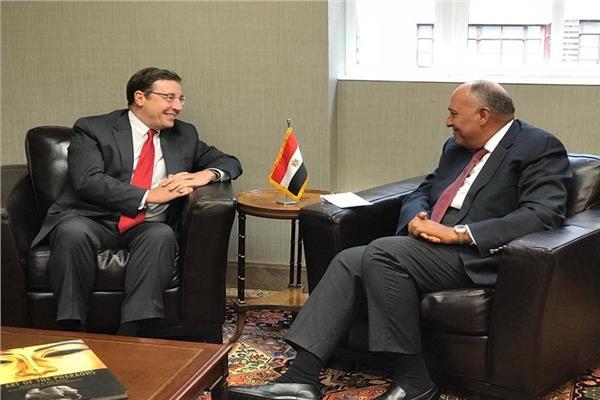 مدير البرنامج الإنمائي للأمم المتحدة يشيد بتنفيذ الحكومة لـ رؤية مصر 2030