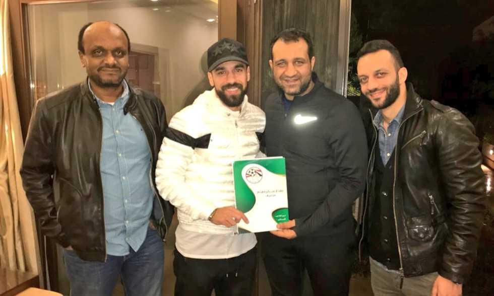 من جديد .. الزمالك يسعى للحصول على توقيع عبدالله السعيد