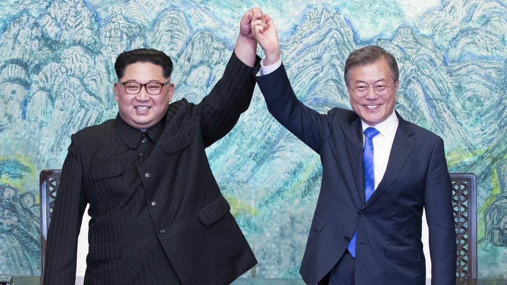 الكوريّتان تفتتحان مكتباً للاتصال المشترك