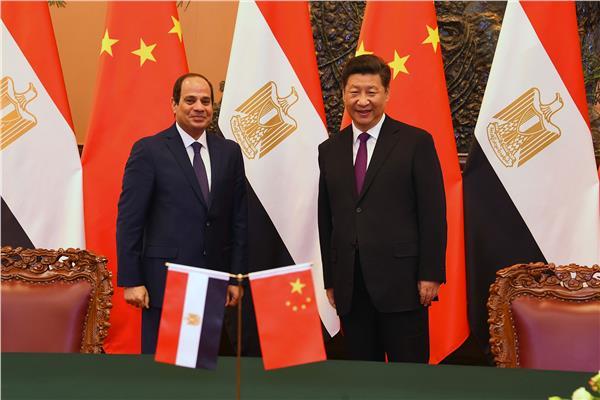 العلاقات المصرية الصينية .. شراكة استراتيجية شاملة