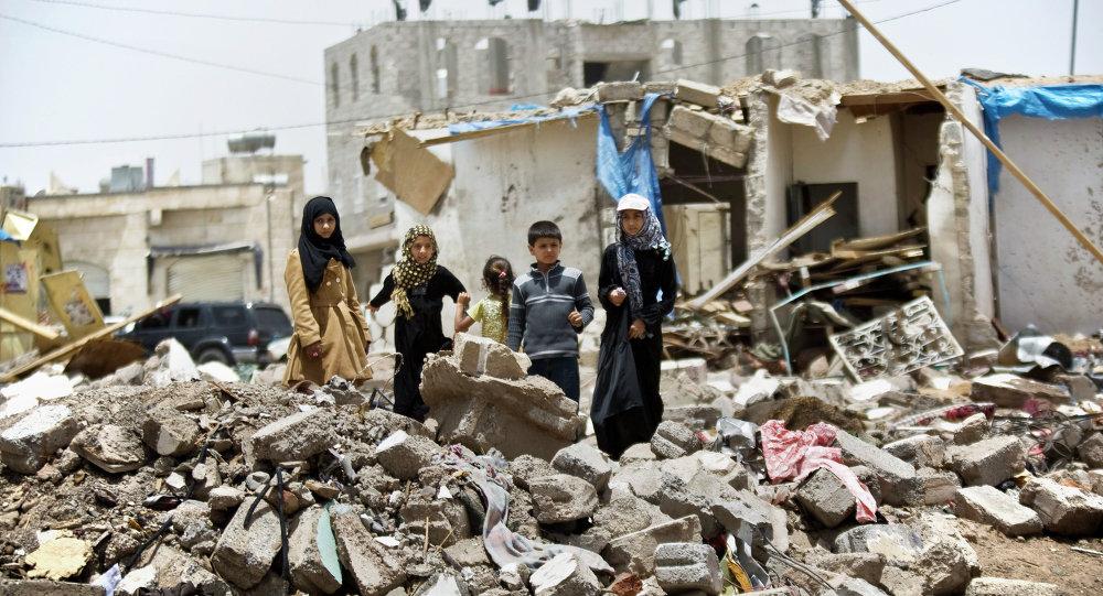 مليون طفل يمني يواجهونخطر المجاعة جراء الحربفي الحديدة