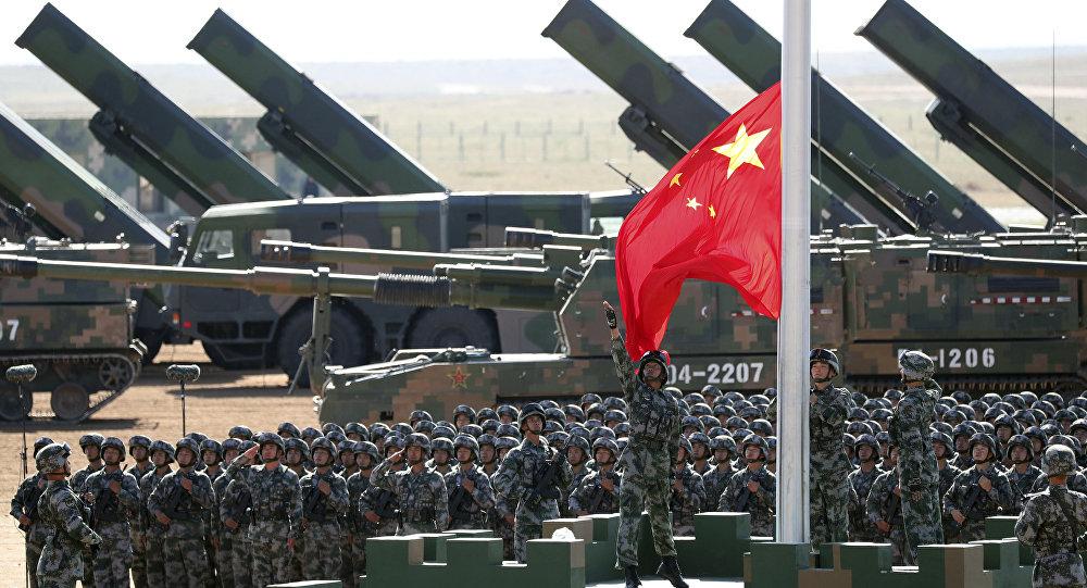الجيش الصيني يعلن إجراء مناورات عسكرية في مضيق تايوان