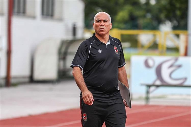 محمد يوسف يعلن تشكيل الأهلي لمواجهة النجوم في الدوري المصري