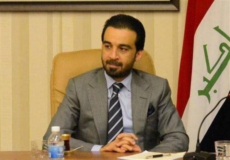 رئيس البرلمان العراقي : إذا لم تنفذ مطالب المتظاهرين سأنزل معهم للشارع