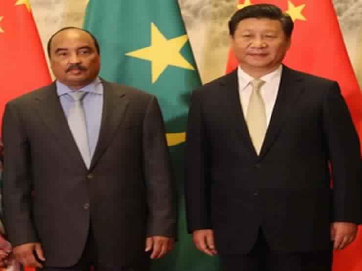 الصين تعرب عن تقديرها لدور موريتانيا في مكافحة الإرهاب وحفظ الاستقرار الإقليمي