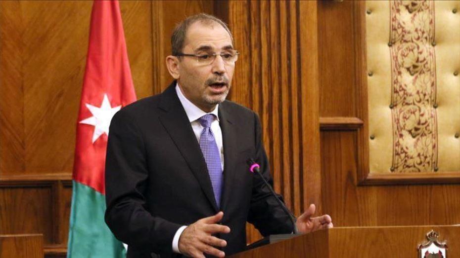 وزير الخارجية الأردنى: ندعم العراق لحفظ أمنه واستقراره