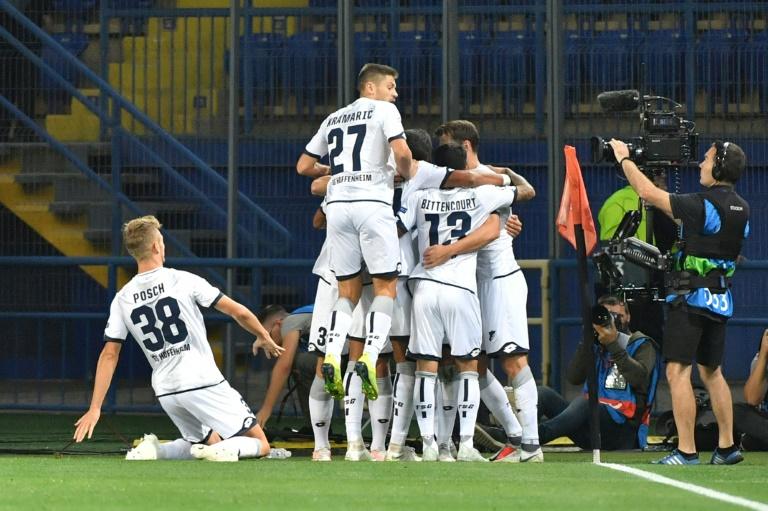 شاختار الأوكراني يتعادل مع هوفنهايم الألماني في دوري أبطال أوروبا