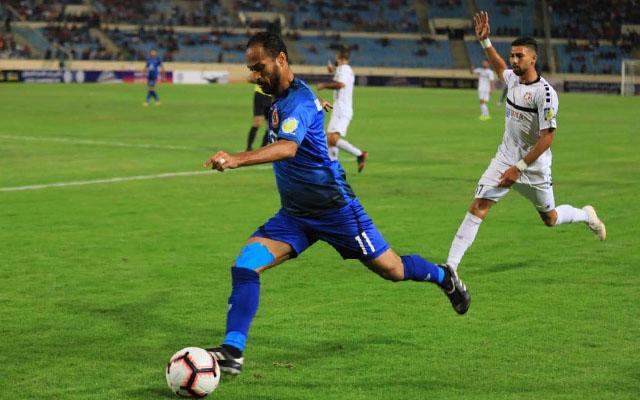 الاهلي يضرب النجمة اللبناني بهدفين بالشوط الأول في البطولة العربية