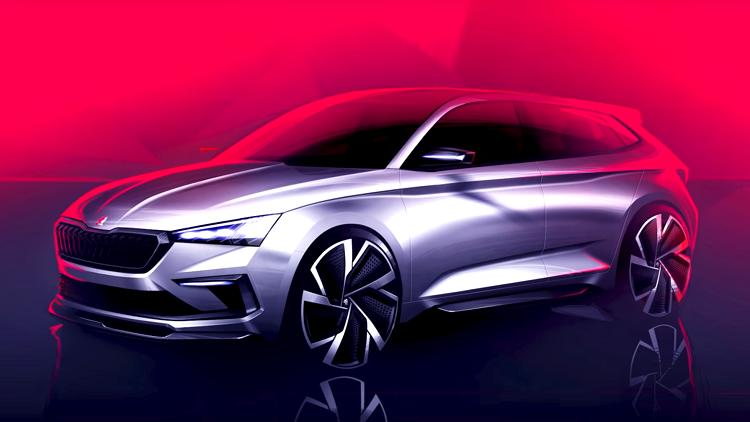 فيديو | «سكودا» تستعرض التصميم المميز لسيارة «Vision RS» الرياضية الجديدة
