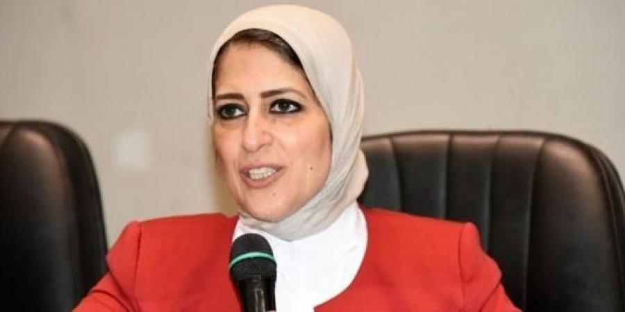 وزيرة الصحة توجه بتكثيف القوافل الطبية لعلاج أهالى «المناطق الحدودية» بالمجان