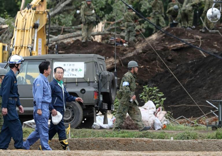 ارتفاع حصيلة ضحايا زلزال اليابان الى 42 قتيلا