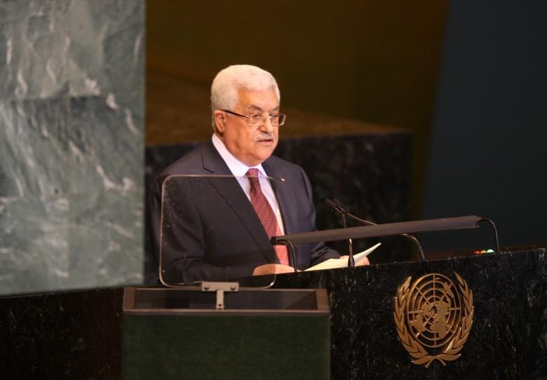 عباس : لن نساوم على حقوق الشعب الفلسطيني والقدس ليست للبيع
